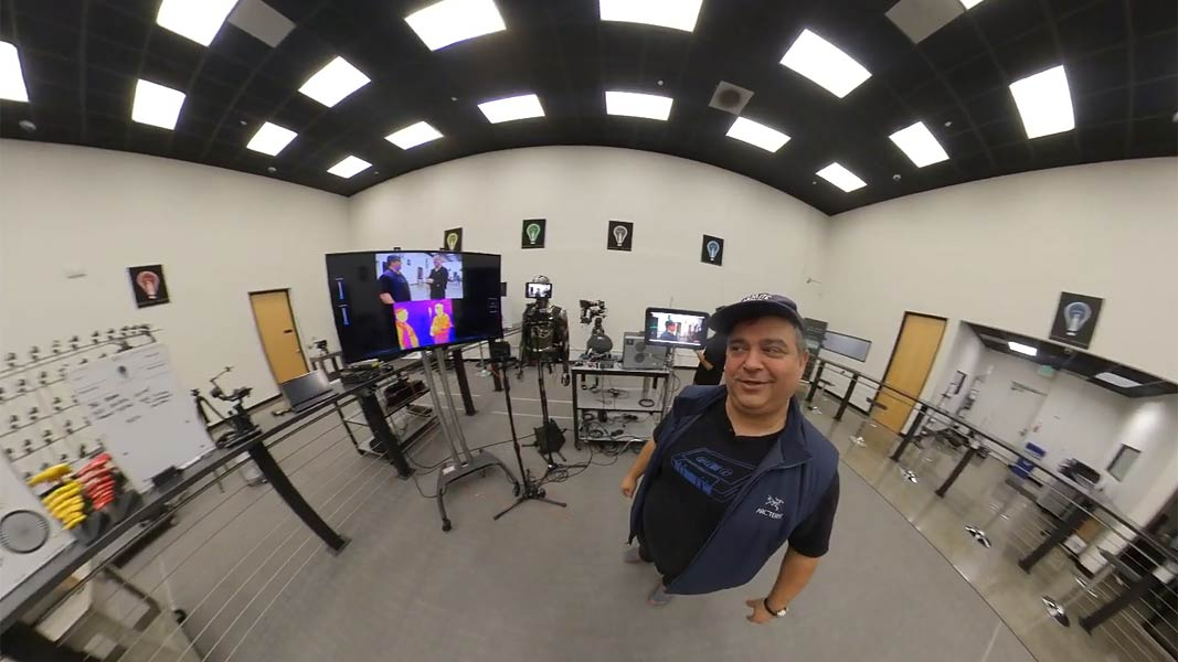 Michael Mansouri Discusses Volumetric & Light Field Imaging with Robert Scoble